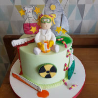 cake maker consett science cake