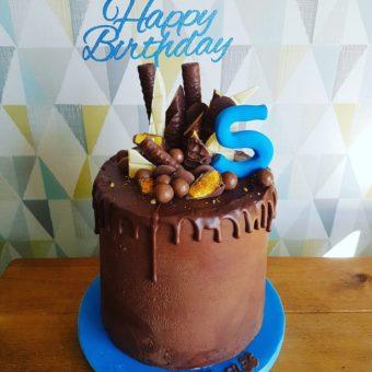 drip cake consett
