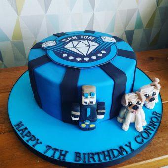 dan tom cake durham. birthday cake consett